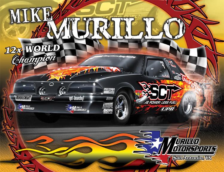 Mike Murillo 2012