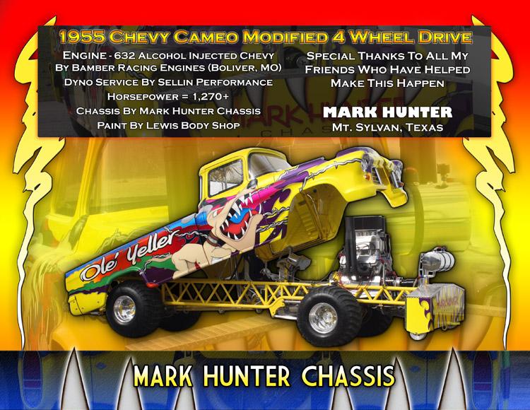Mark Hunter 2013