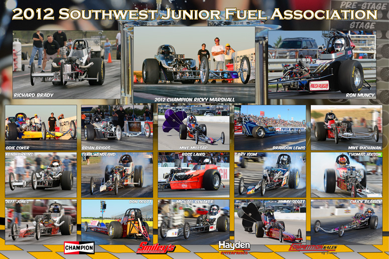 2012 Southwest Junior Fuel