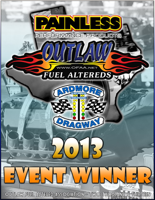 2013 OFAA Winner Plaque