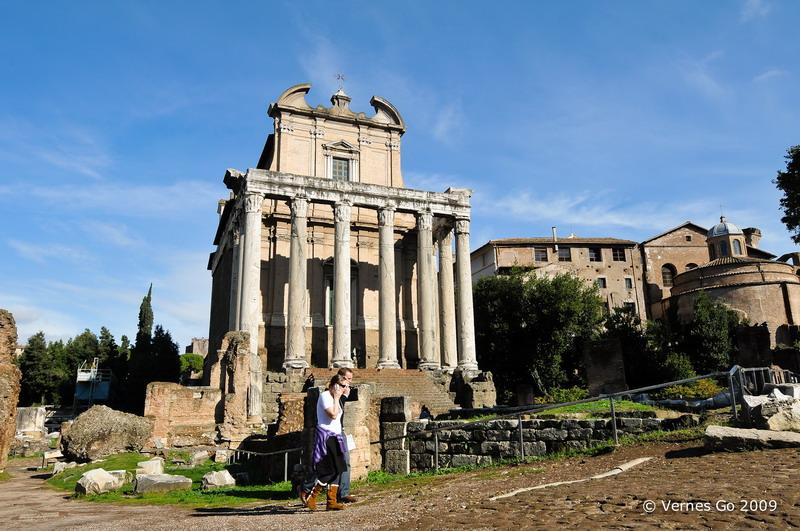 Foro Romano, Rome, Italy D300_19993 copy.jpg