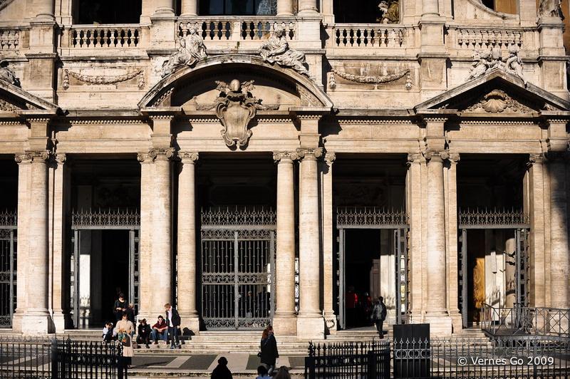 Santa Maria Maggiore, Rome, Italy D700_06866 copy.jpg