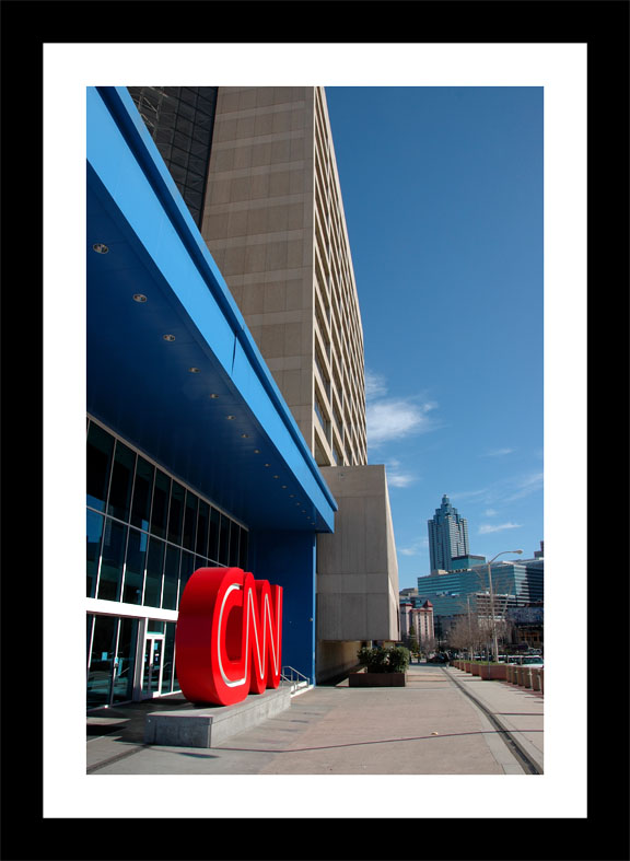 CNN and Downtown