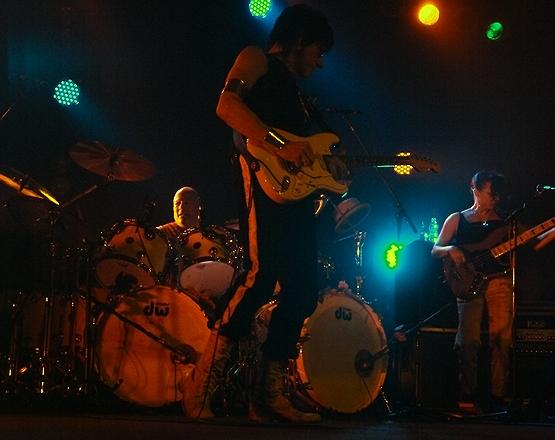 Rhonda Smith, Narada Michael Walden, Jeff Beck