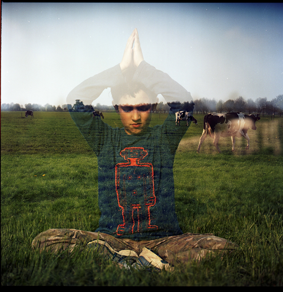 The Spaceman (Cow Tao), Holland 2011