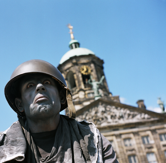 The Monumental Act, Amsterdam 2007