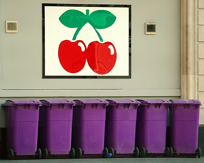 Cherry Buckets