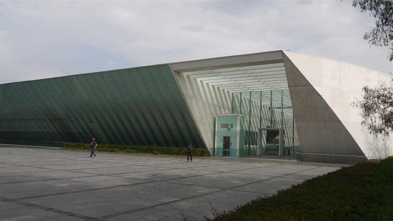 MUSEO MUAC   CIUDAD UNIVERSITARIA
