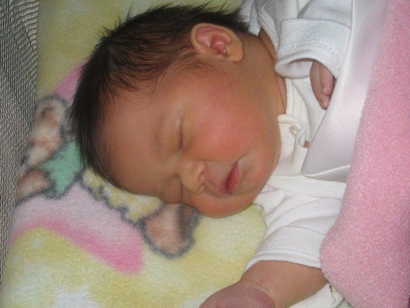 MAYA MCINTYRE MATA  ( 31 DE ENERO DEL 2008 )