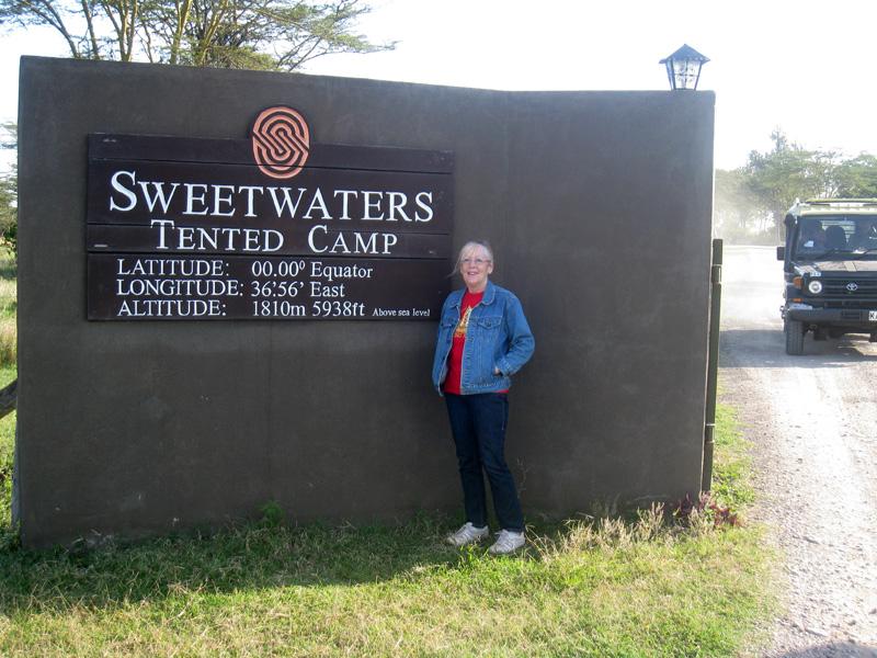 Leaving Sweetwaters 15 September, 2011
