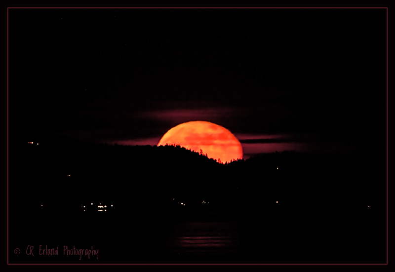 Supermoon - May 6, 2012