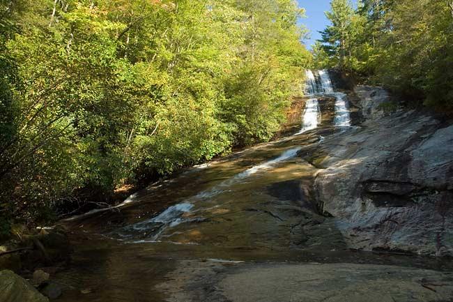 Upper Bearwallow Falls 3
