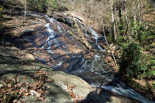 waterfall on Battle Creek 6
