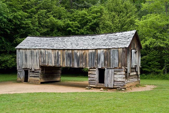 Barn at Cable Mill 1