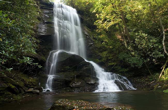 Upper Catawba Falls 5