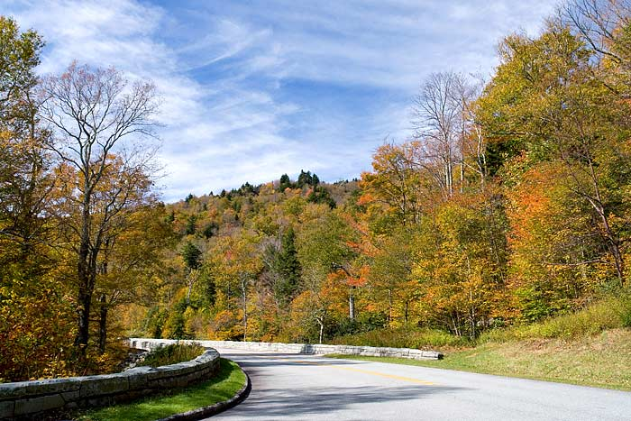 Blue Ridge Parkway 2