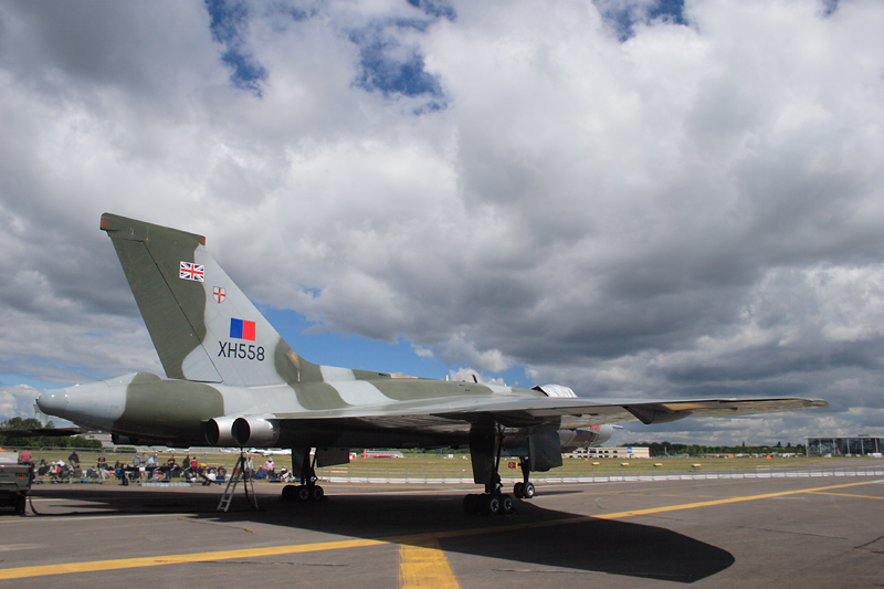 Avro Vulcan, FI 2008