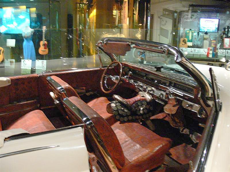 Webb Pierce Car