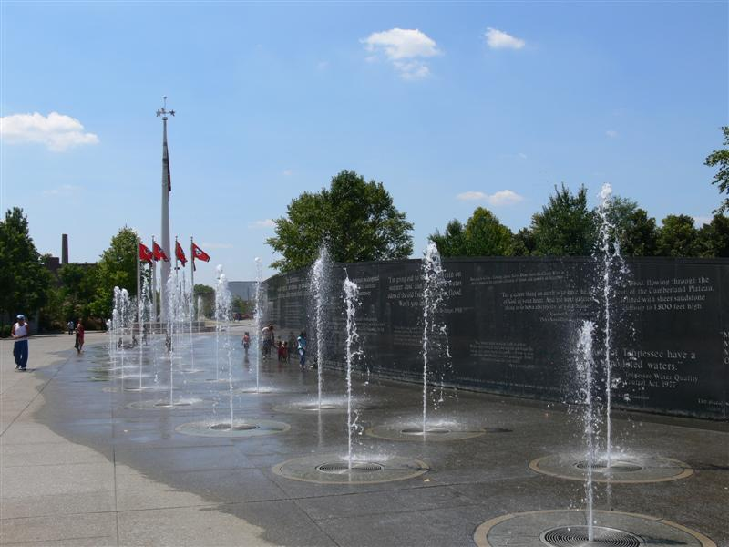 Bicentennial Mall Waterpark