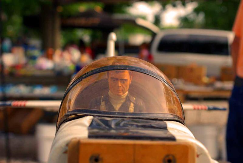 Johnny test pilot