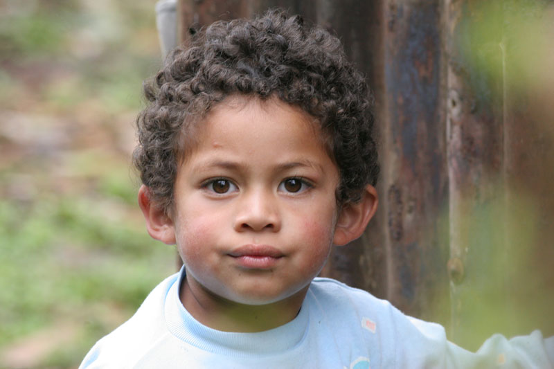 Costa Rican youth