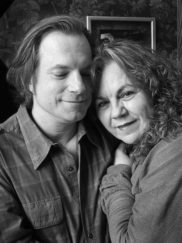 Luc Saucier et Lorraine Prieur