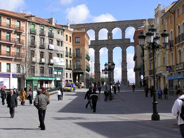 The Roman Aquaduct