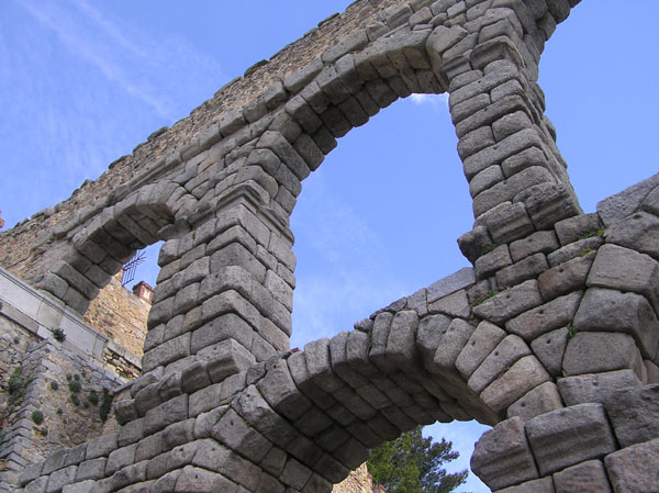 The Roman Aquaduct