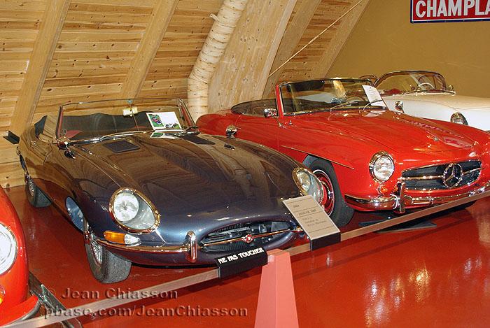 Jaguar XKE 1664
