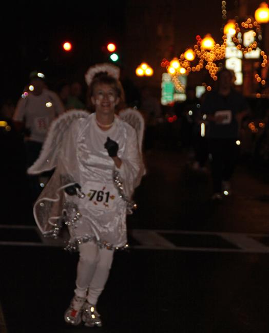 IAWL Race...running angel