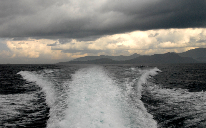 Indonesia 1 5 2012 129 Fast Boat to Lombok