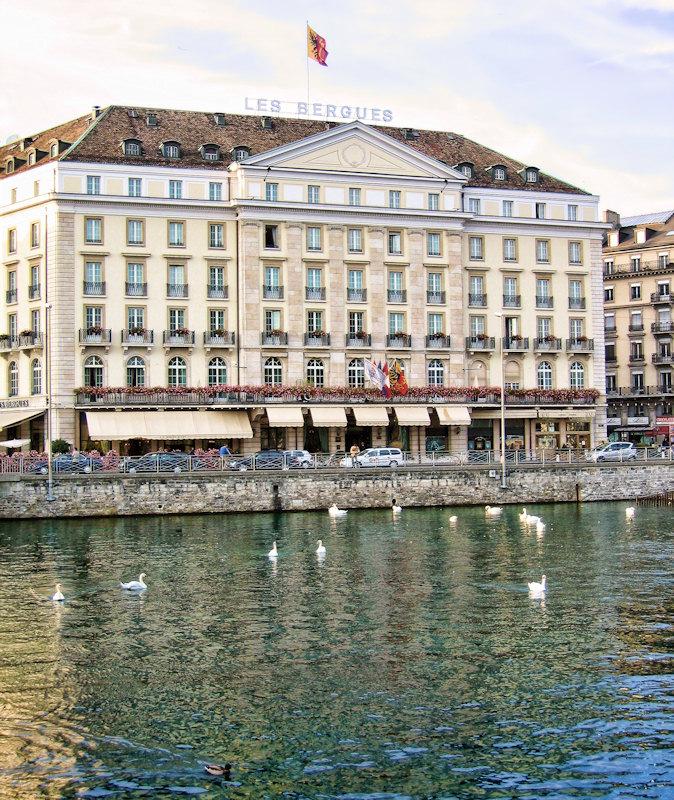 Grand Hotels....
