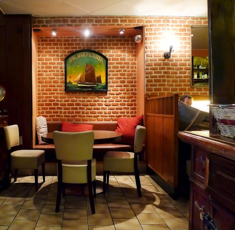 Café du Débarcadère