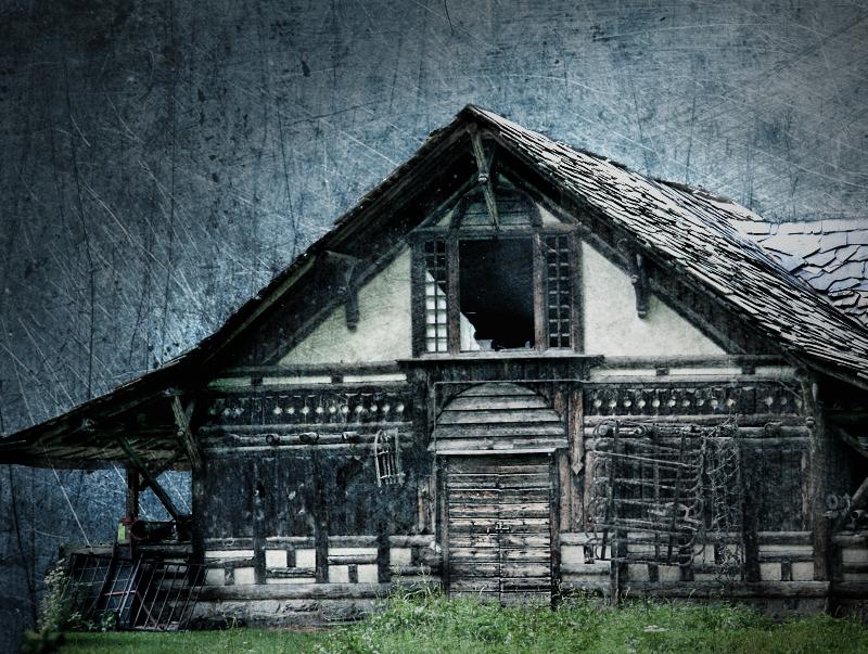 The deserted chalet...