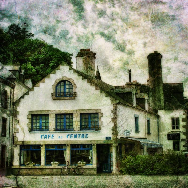 The café house