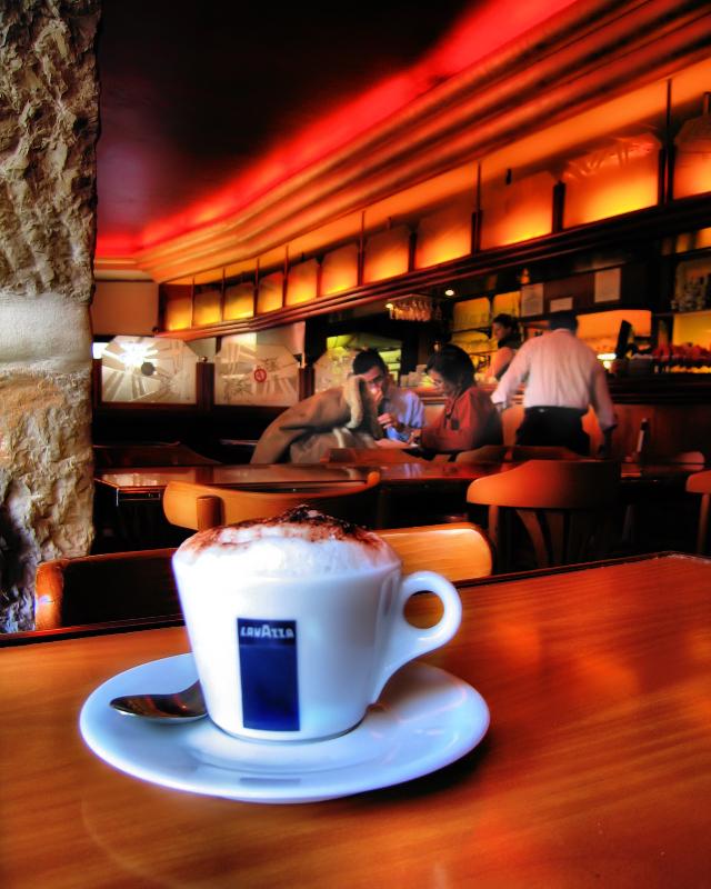 Le café du Midi