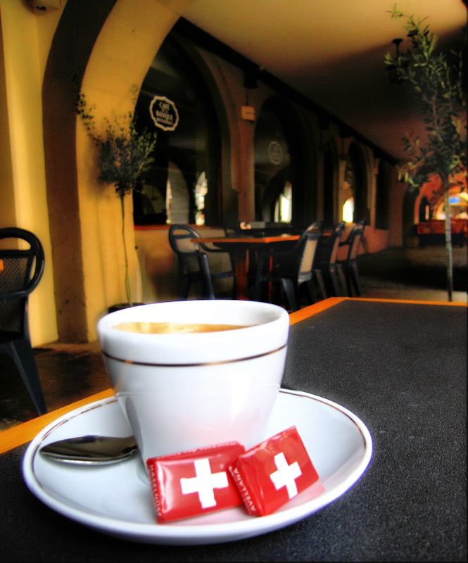 Swiss Espresso