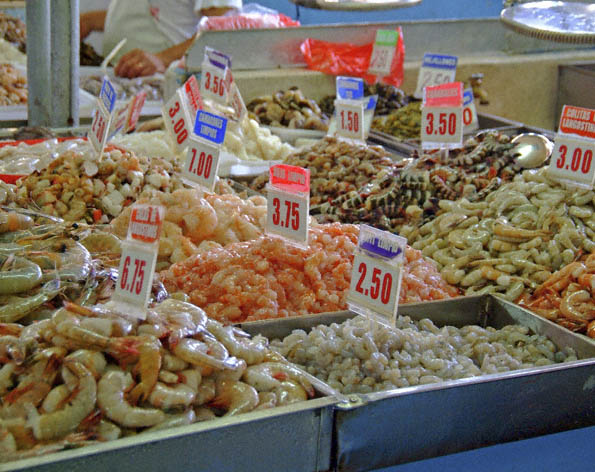 Great Camarones - great prices