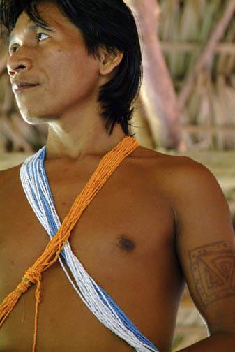 Rio Chagres - Embera Tribe - Spokesman Thoughts
