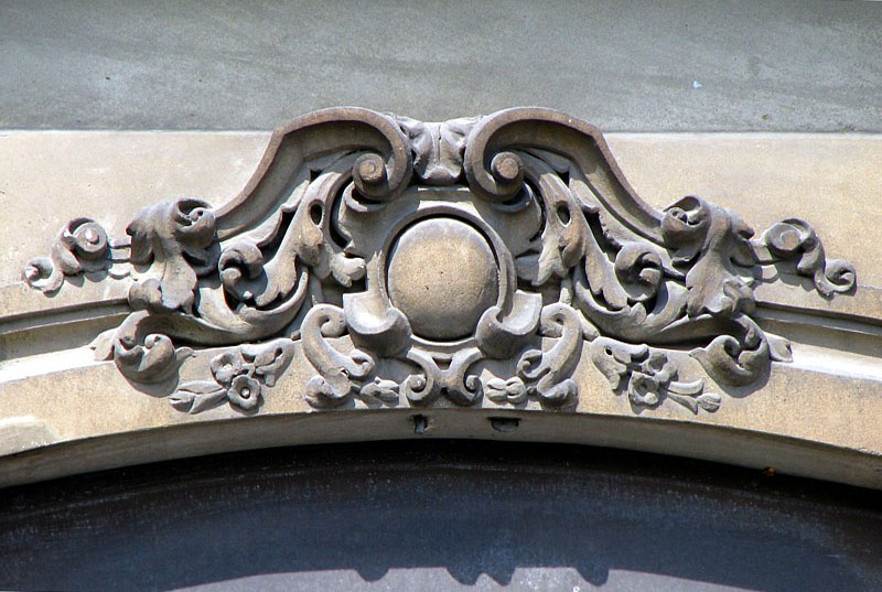 décor de haut de porte