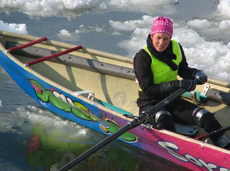 grand défi des glaces  4 mars 2007