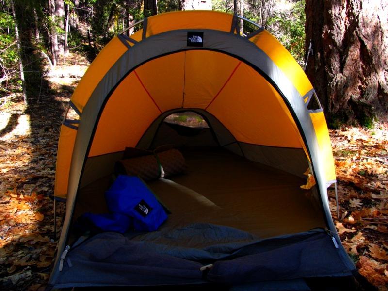 North Face Westwind tent & North Face Westwind tent photo - Deems Burton photos at pbase.com