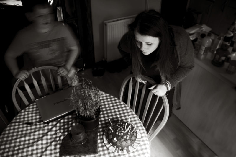 23rd July 2011 <br> cake!