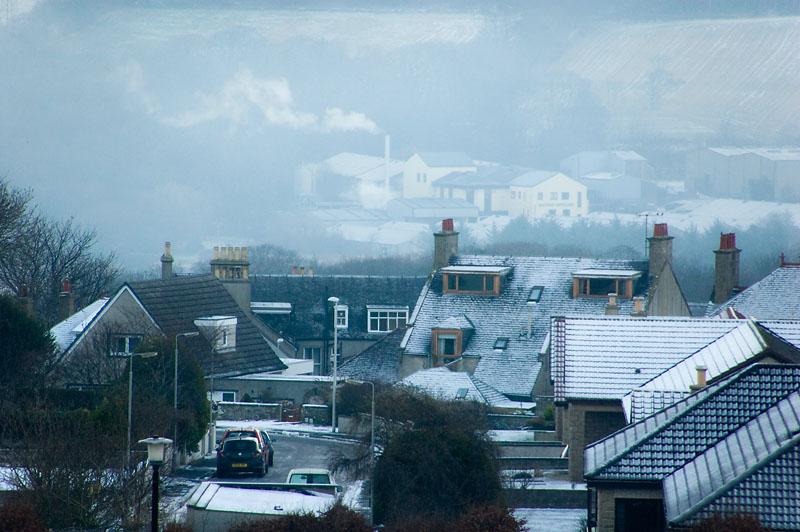13th December 2012 <br> Little Freeze