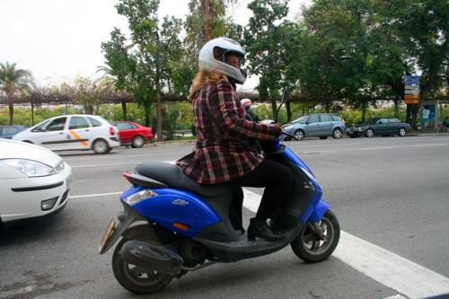 8002 Woman on Scooter Seville.jpg