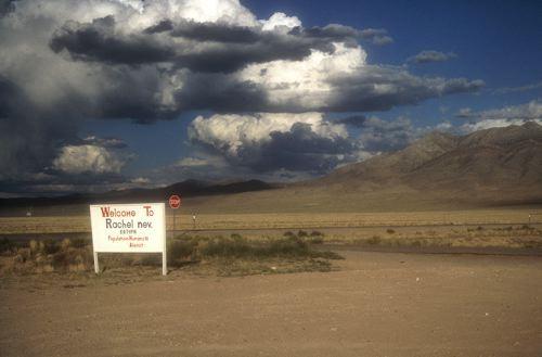 The Alien Town of Rachel