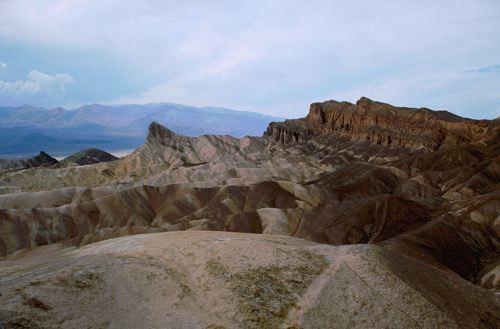 Zabriski Point, Death Valley