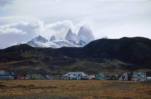 Mount Fitzroy and El Chalten