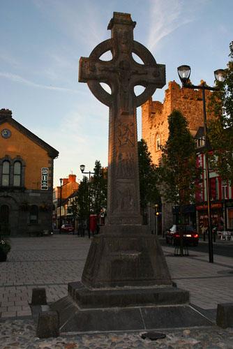 Celtic Cross in Cashel