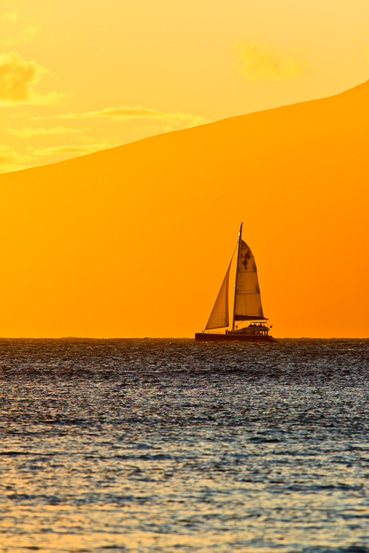 sailboat 28883 sunset sail